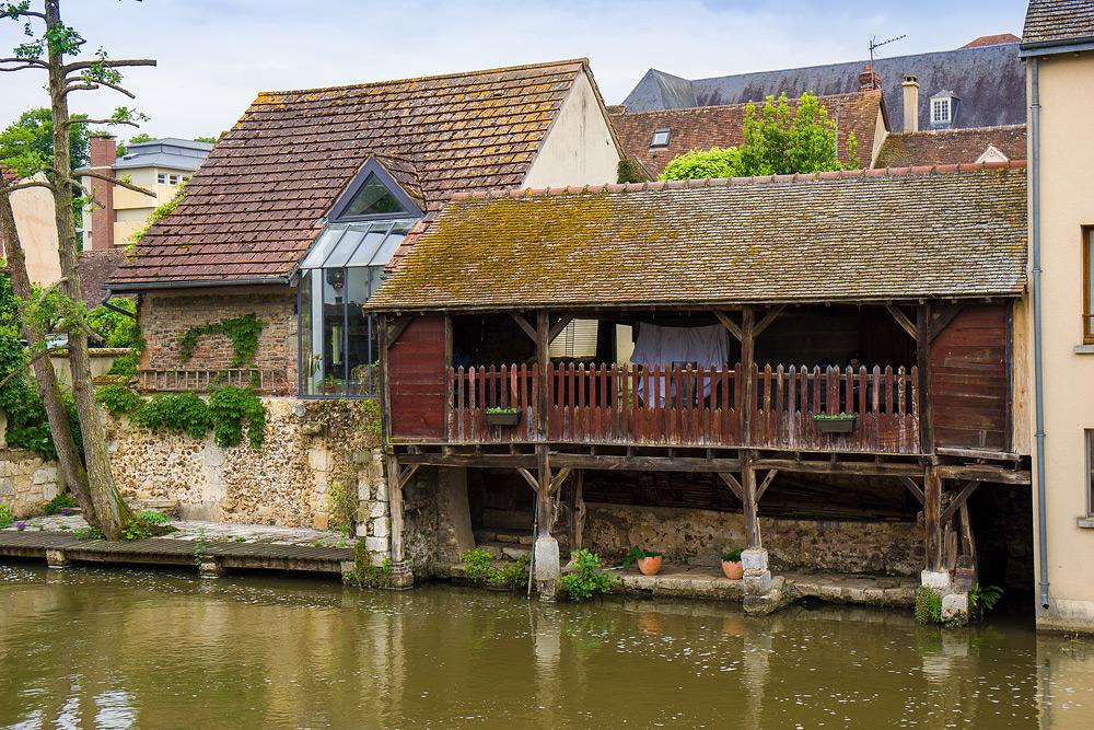 Шартр Chartres Нижний город достопримечательности отчет жж livejournal  DSC04747