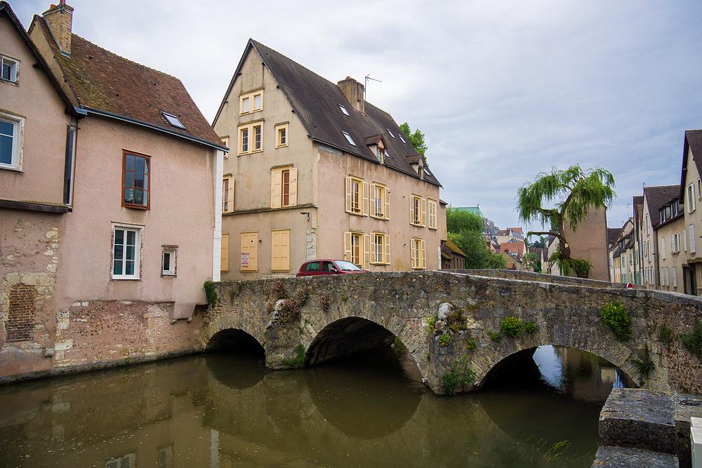 Шартр Chartres Нижний город достопримечательности отчет жж livejournal  DSC04752