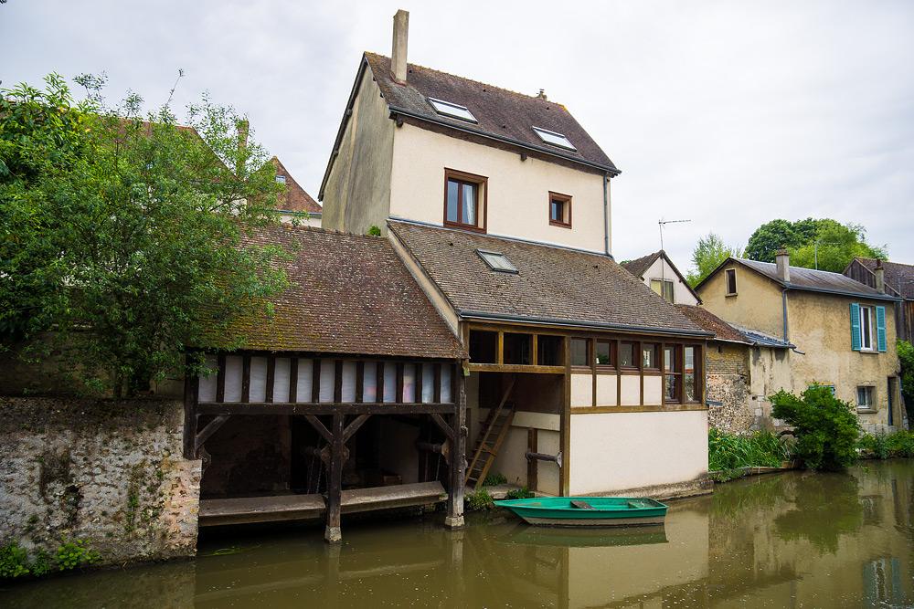 Шартр Chartres Нижний город достопримечательности отчет жж livejournal  DSC04759