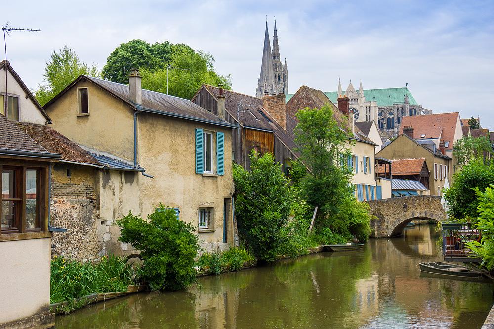 Шартр Chartres Нижний город достопримечательности отчет жж livejournal  DSC04765
