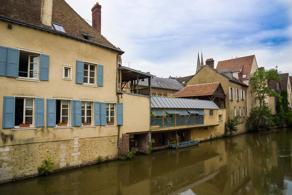 Шартр Chartres Нижний город достопримечательности отчет жж livejournal  DSC04779