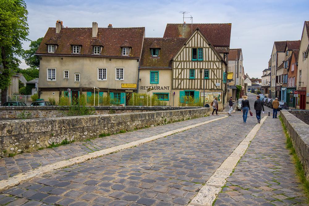 Шартр Chartres Нижний город достопримечательности отчет жж livejournal  DSC04788