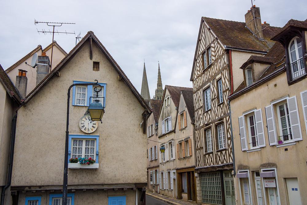 Шартр Chartres Нижний город достопримечательности отчет жж livejournal  DSC04791
