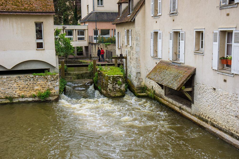 Шартр Chartres Нижний город достопримечательности отчет жж livejournal  DSC04794