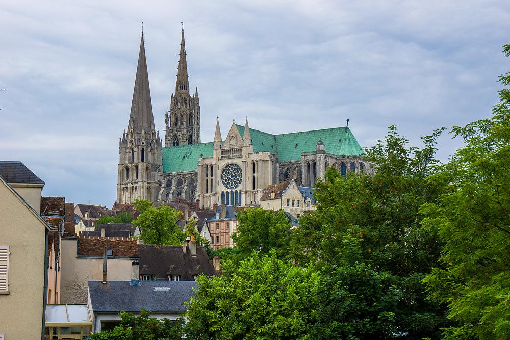 Шартр Chartres Нижний город достопримечательности отчет жж livejournal  DSC04806