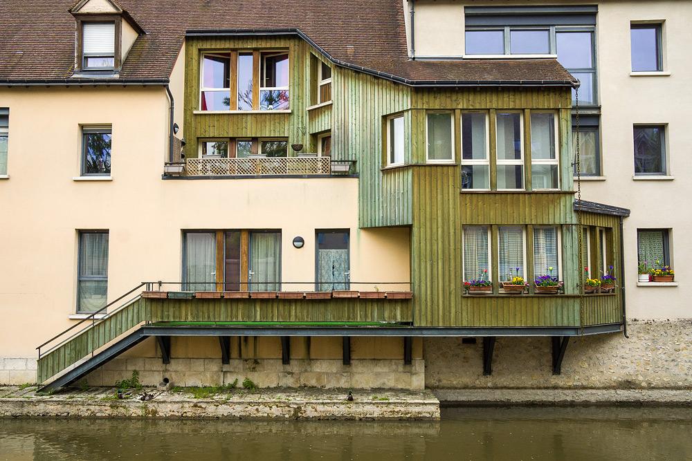 Шартр Chartres Нижний город достопримечательности отчет жж livejournal  DSC04824