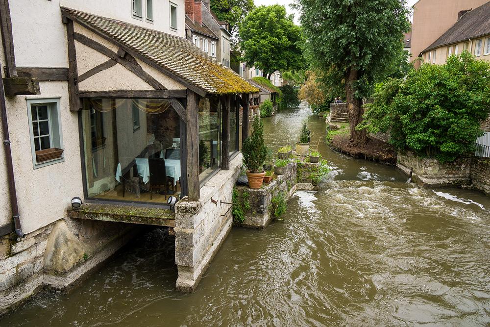 Шартр Chartres Нижний город достопримечательности отчет жж livejournal  DSC04843