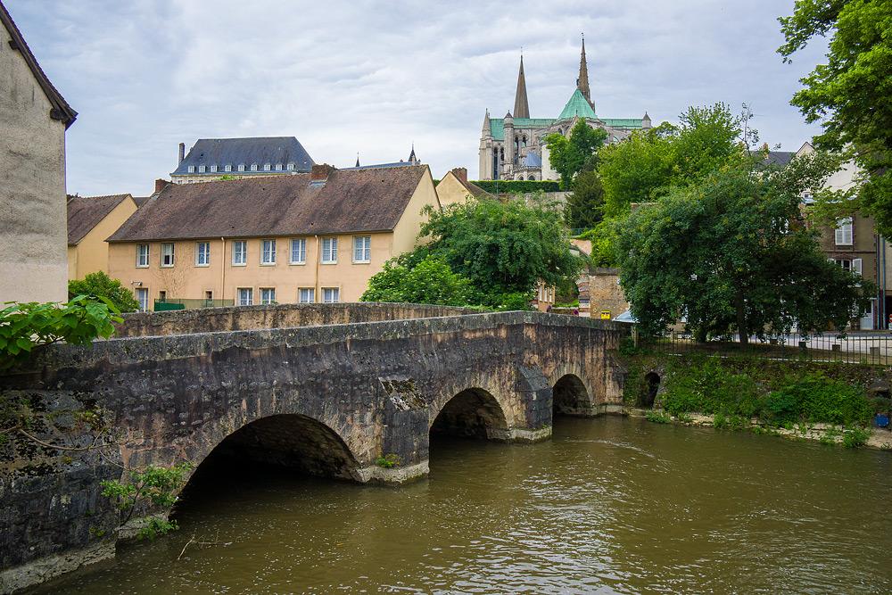 Шартр Chartres Нижний город достопримечательности отчет жж livejournal  DSC04844