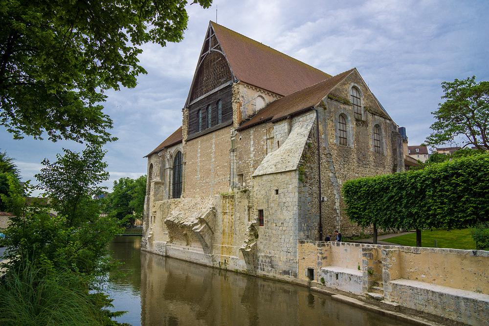 Шартр Chartres Нижний город достопримечательности отчет жж livejournal  DSC04850