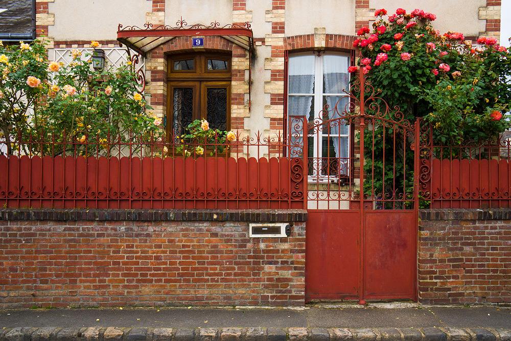 Шартр Chartres Нижний город достопримечательности отчет жж livejournal  DSC04858