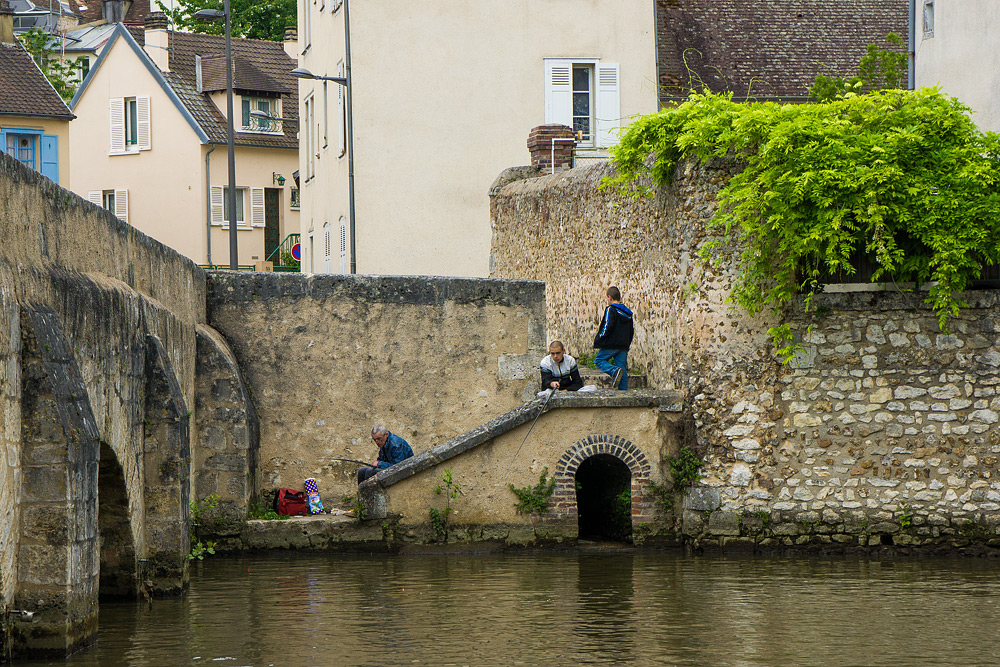 Шартр Chartres Нижний город достопримечательности отчет жж livejournal  DSC04863