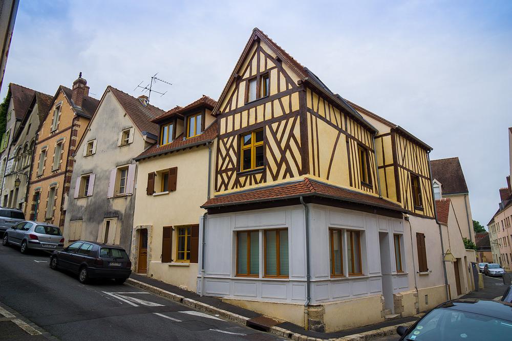 Шартр Chartres Нижний город достопримечательности отчет жж livejournal  DSC04877
