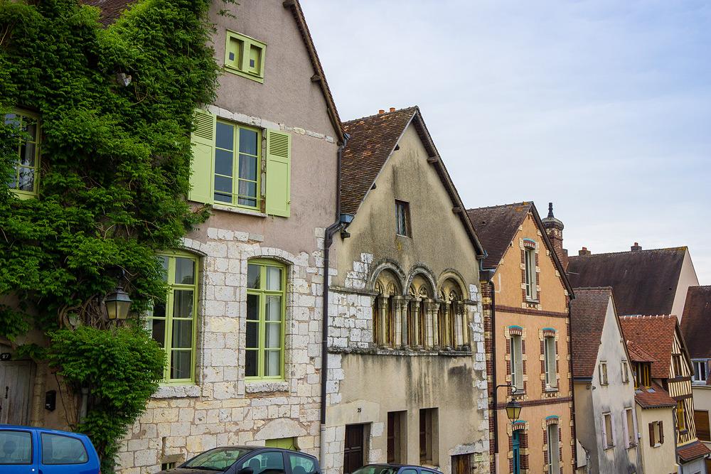 Шартр Chartres Нижний город достопримечательности отчет жж livejournal  DSC04884