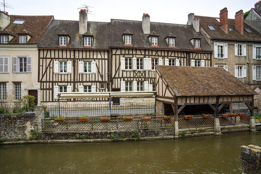 Шартр Chartres Нижний город достопримечательности отчет жж livejournal  DSC04894