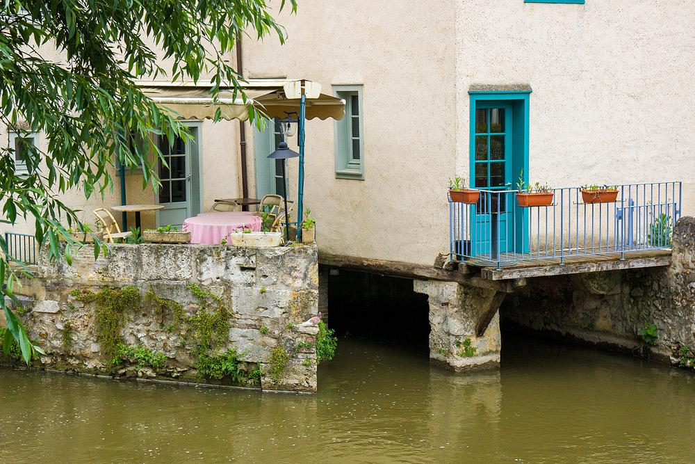 Шартр Chartres Нижний город достопримечательности отчет жж livejournal  DSC04895