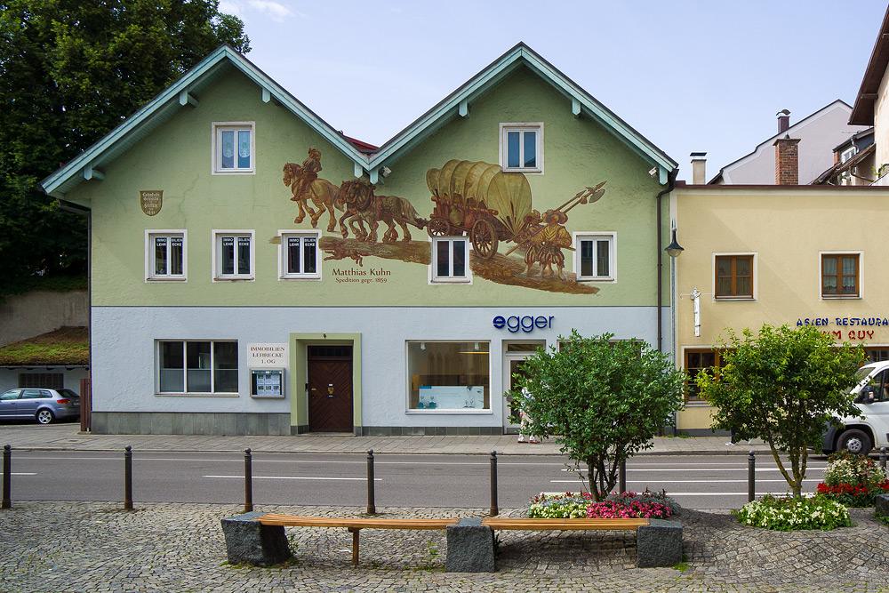 Как добраться до Фюссена отчет жж livejournal Баварии