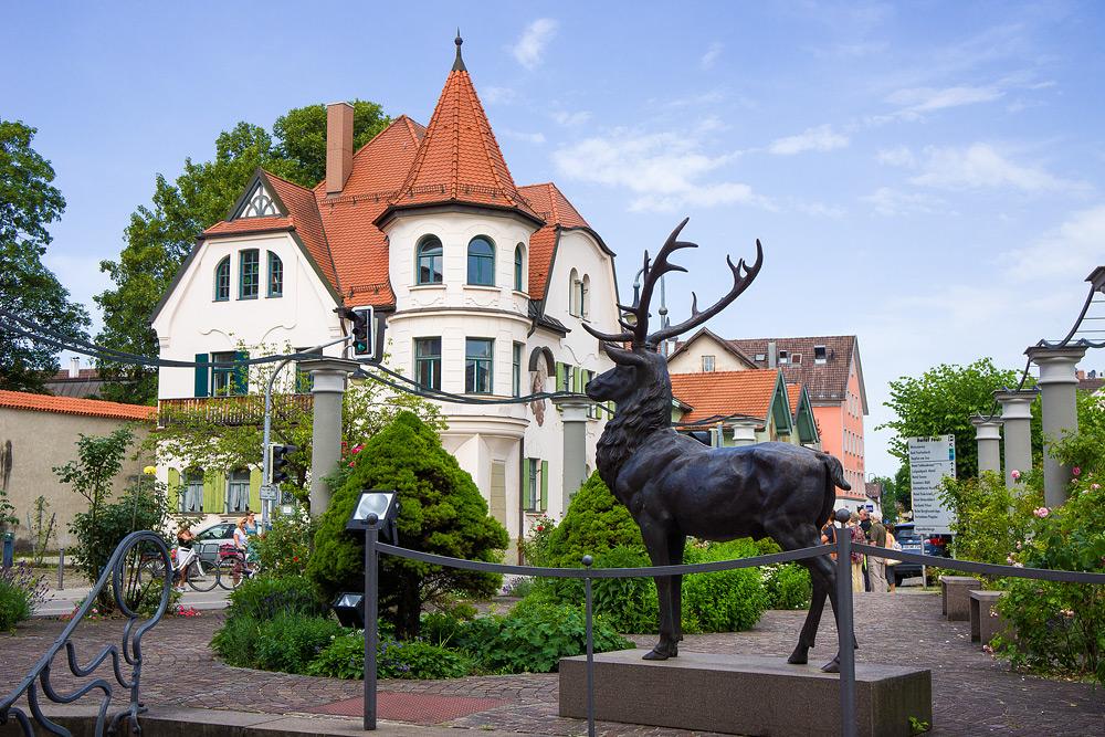 Как добраться от Фюссена до Нойшванштайна отчет жж livejournal Бавария