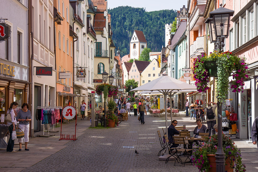 Фюссен отчет жж livejournal Бавария DSC05284