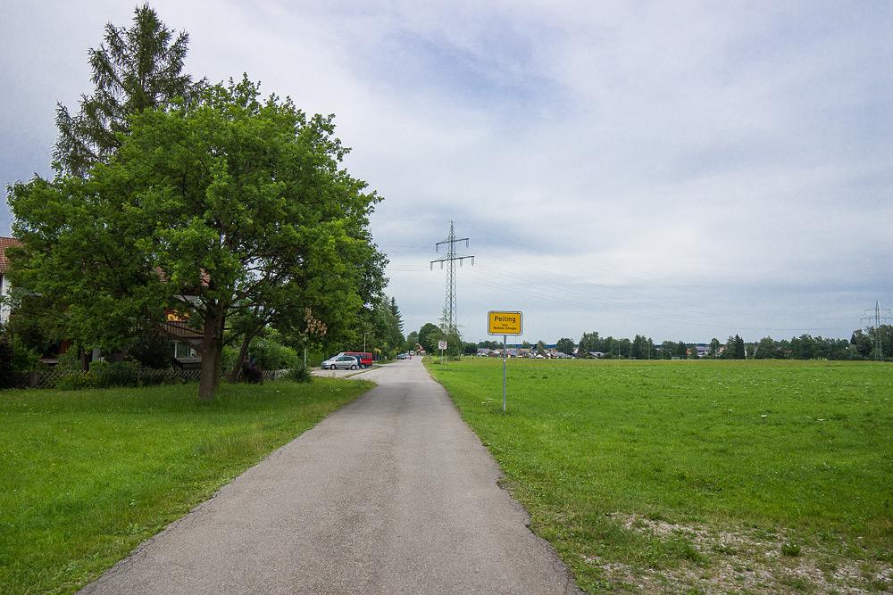 Пайтинг Романтическая дорога