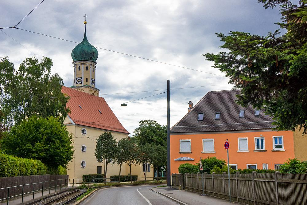 Аугсбург отчет жж livejournal Бавария DSC05747