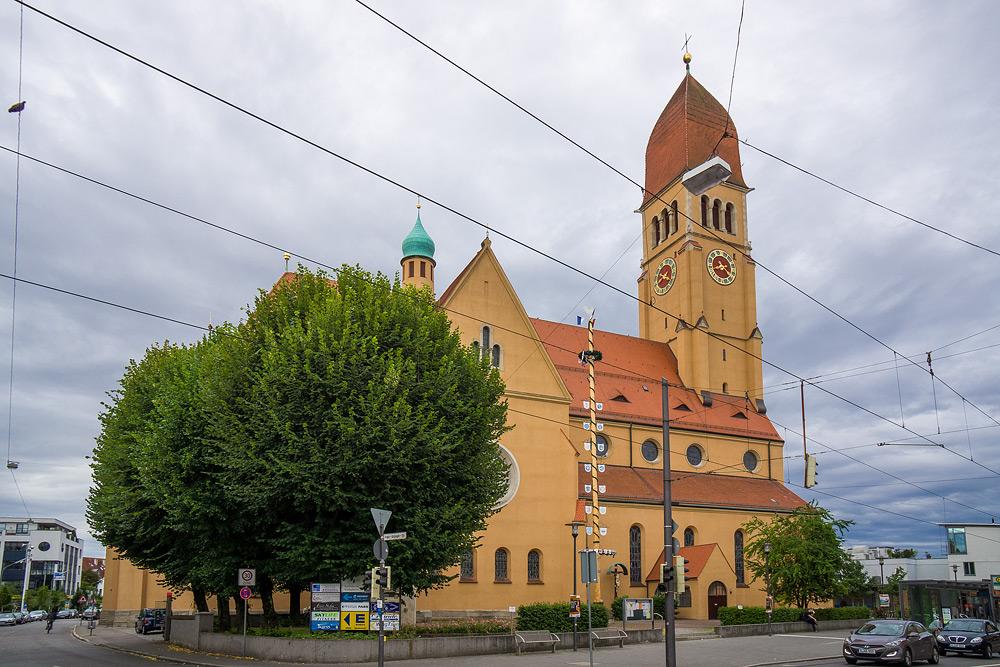 Аугсбург отчет жж livejournal Бавария DSC05758