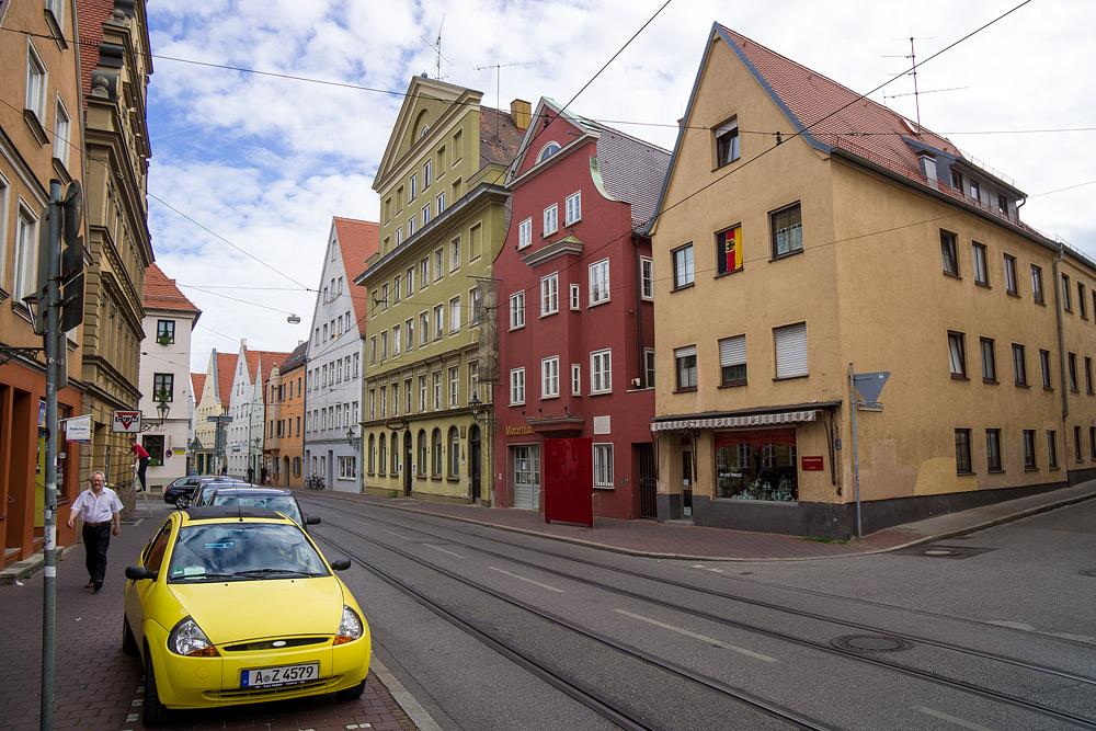 Аугсбург отчет жж livejournal Бавария DSC05809