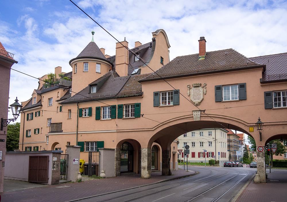 Аугсбург отчет жж livejournal Бавария DSC05811