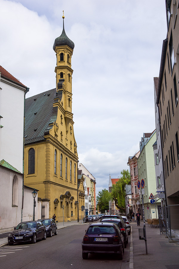 Аугсбург отчет жж livejournal Бавария DSC05831