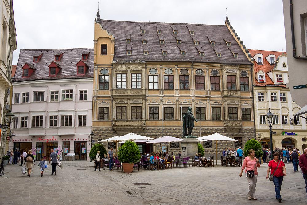 Аугсбург отчет жж livejournal Бавария DSC05862