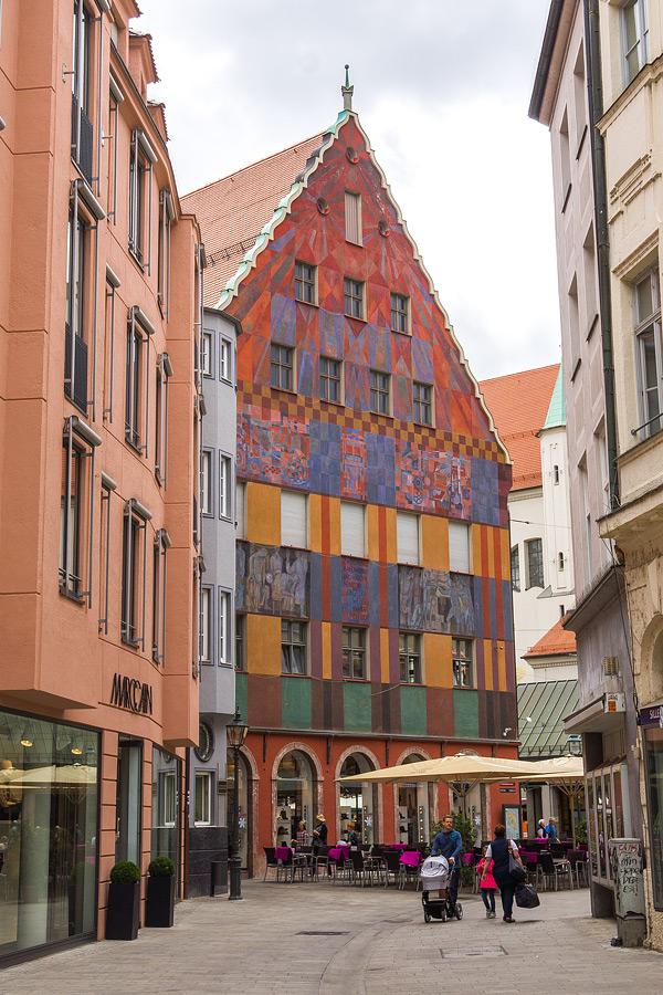 Аугсбург отчет жж livejournal Бавария DSC05877