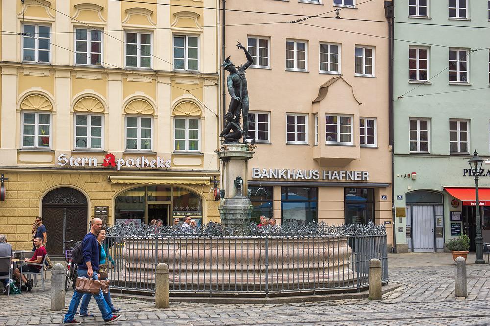 Аугсбург отчет жж livejournal Бавария DSC05881