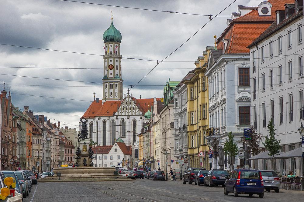Аугсбург отчет жж livejournal Бавария DSC05883