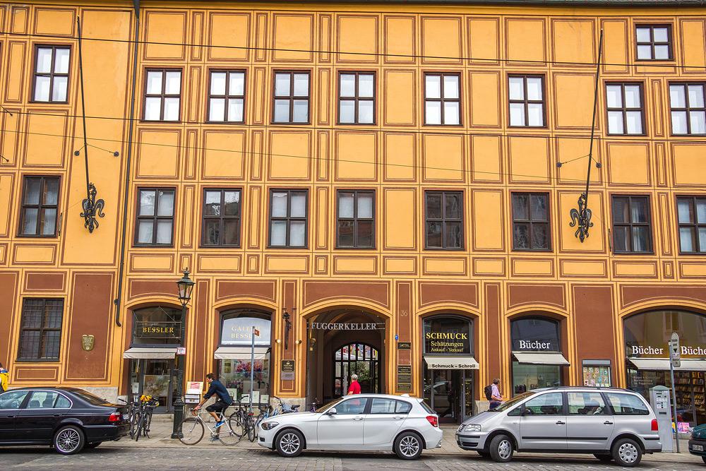 Аугсбург отчет жж livejournal Бавария