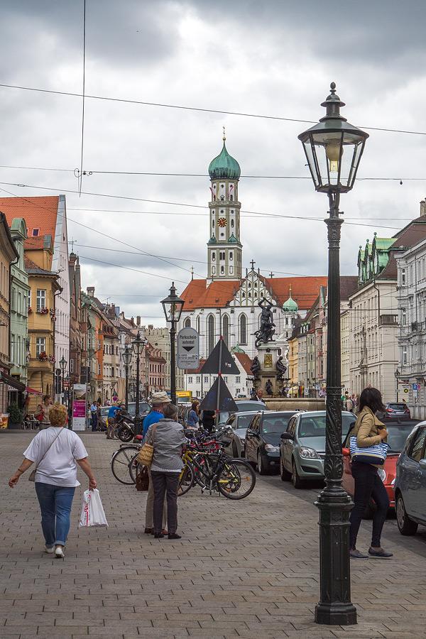 Аугсбург отчет жж livejournal Бавария DSC05891