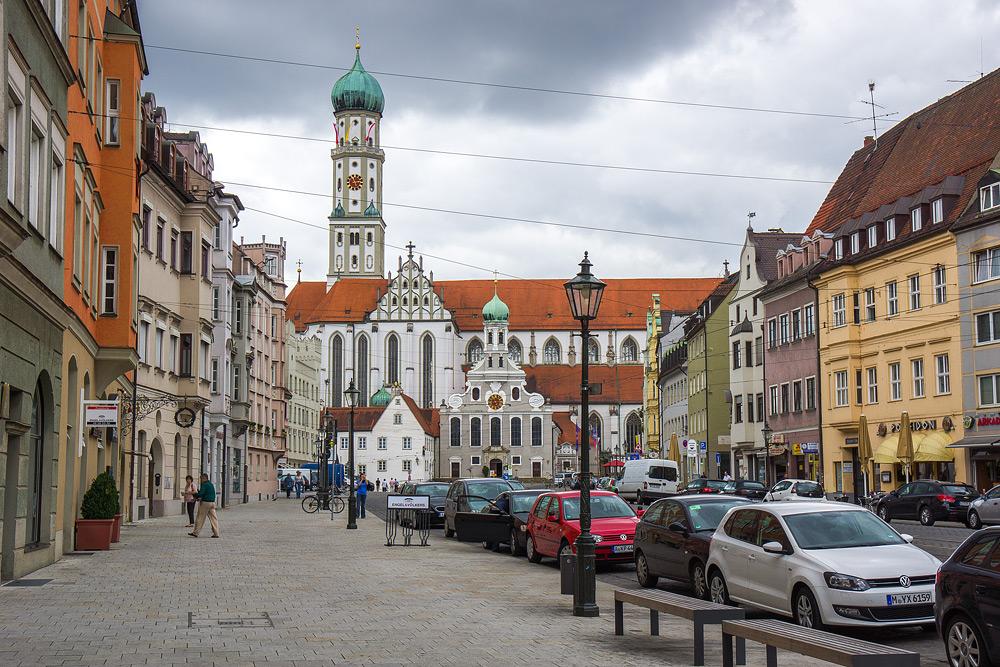 Отзывы об Аугсбург. Достопримечательности Аугсбурга. Что посмотреть в Аугсбурге. Как добраться до Аугсбурга.