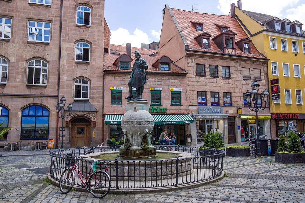 Нюрнберг достопримечательности фахверк готика отчет жж Бавария Что посмотреть в Нюрнберге Как добраться до Нюрнберга отчет отзывы туристов