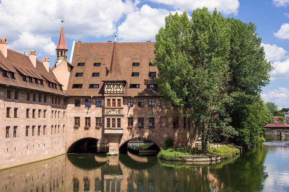 Нюрнберг достопримечтальности отчет жж Бавария