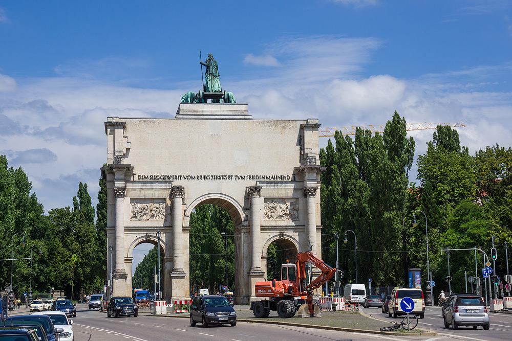 Мюнхен достопримечательности Мюнхена что посмотреть в Мюнхене Бавария велопоездка по Баварии SC06851