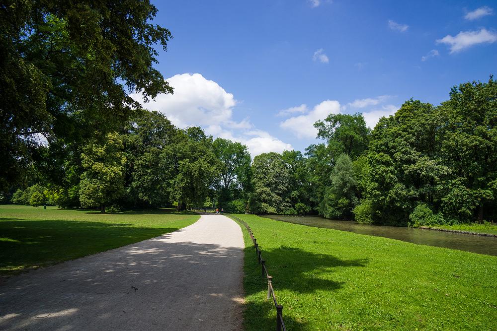 Мюнхен достопримечательности Мюнхена что посмотреть в Мюнхене Бавария велопоездка по Баварии SC06877