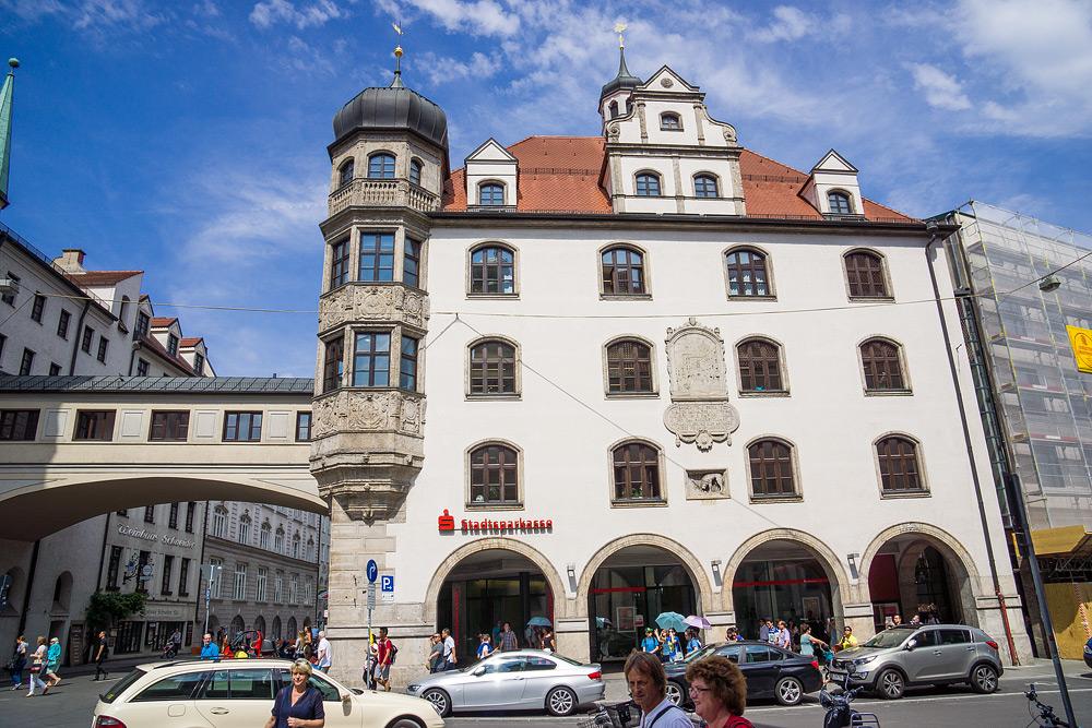 Мюнхен достопримечательности Мюнхена что посмотреть в Мюнхене Бавария велопоездка по Баварии SC06973