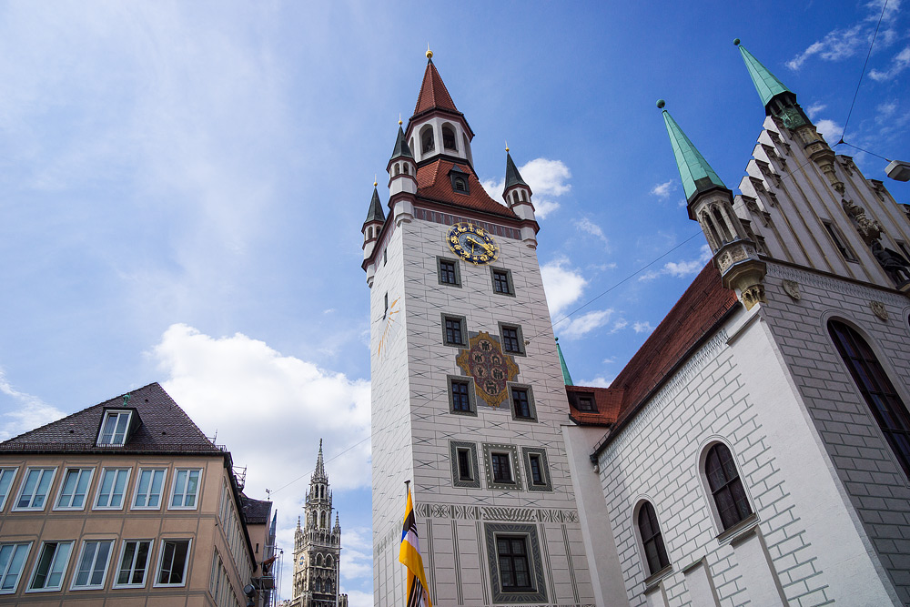 Мюнхен достопримечательности Мюнхена что посмотреть в Мюнхене Бавария велопоездка по Баварии SC06976