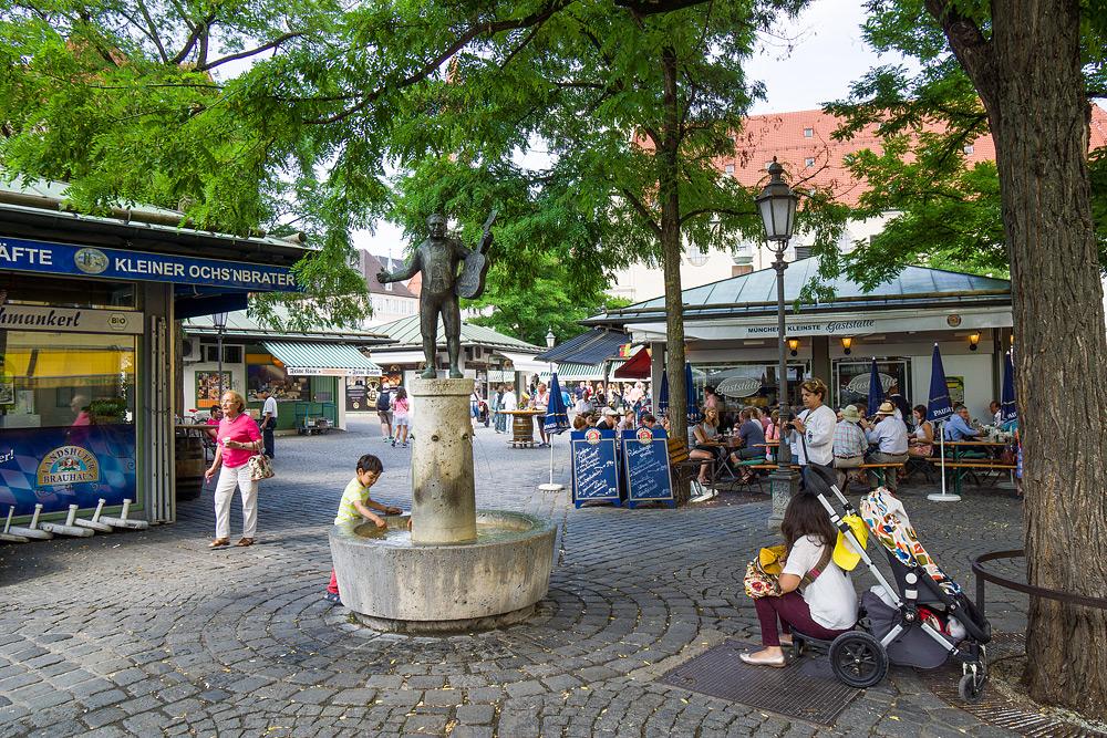 Мюнхен достопримечательности Мюнхена что посмотреть в Мюнхене Бавария велопоездка по Баварии SC06983