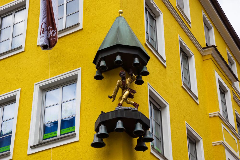 Мюнхен достопримечательности Мюнхена что посмотреть в Мюнхене Бавария велопоездка по Баварии SC07004