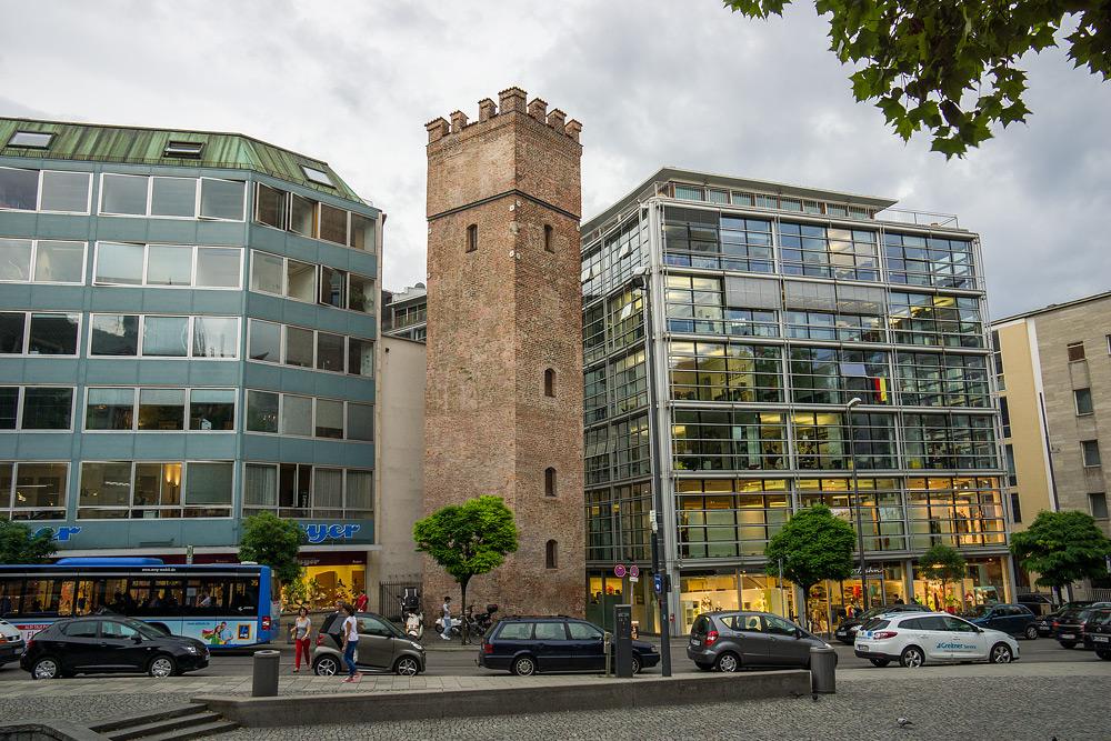 Мюнхен достопримечательности Мюнхена что посмотреть в Мюнхене Бавария велопоездка по Баварии SC07046