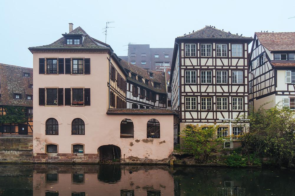 Что посмотреть в Страсубрге. Маленькая Франция в Страсбурге.