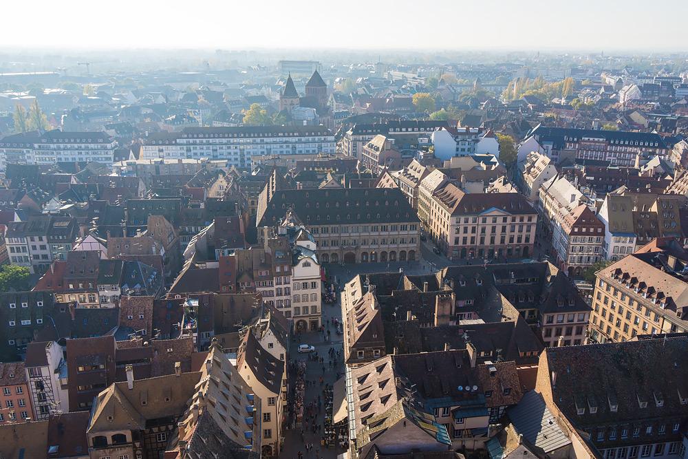 Что посмотреть в Страсбурге за один день. Страсбург отчет жж.