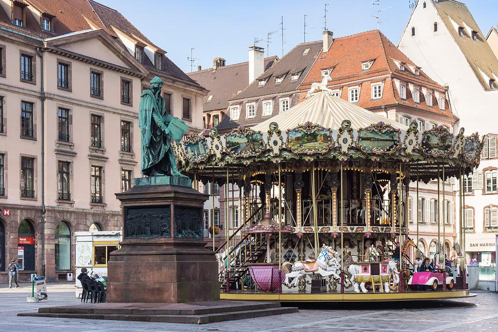 Отзывы о Страсбурге. Что посмотреть в Страсбурге за один день. Достопримечательности Страсбурга.