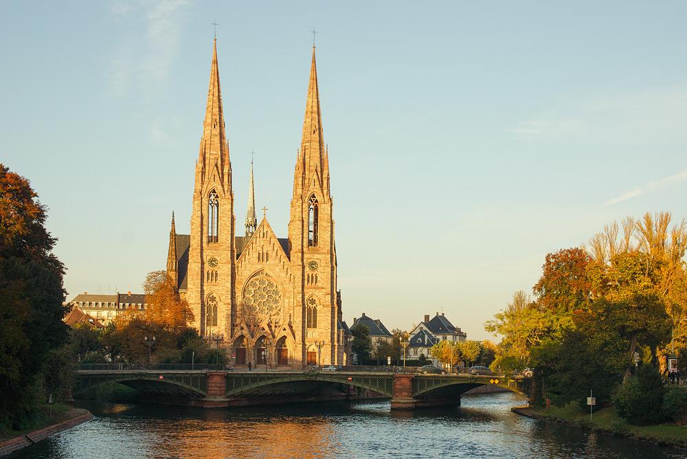 Что посмотреть в Страсбурге за один день.