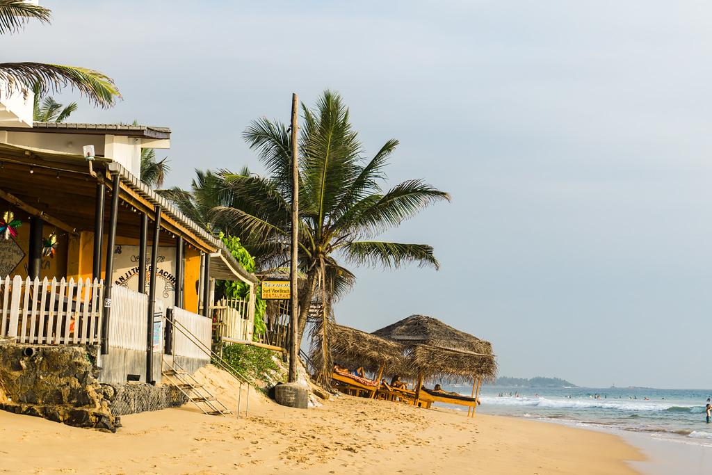 связи этим хиккадува пляж отзывы и фото знает что