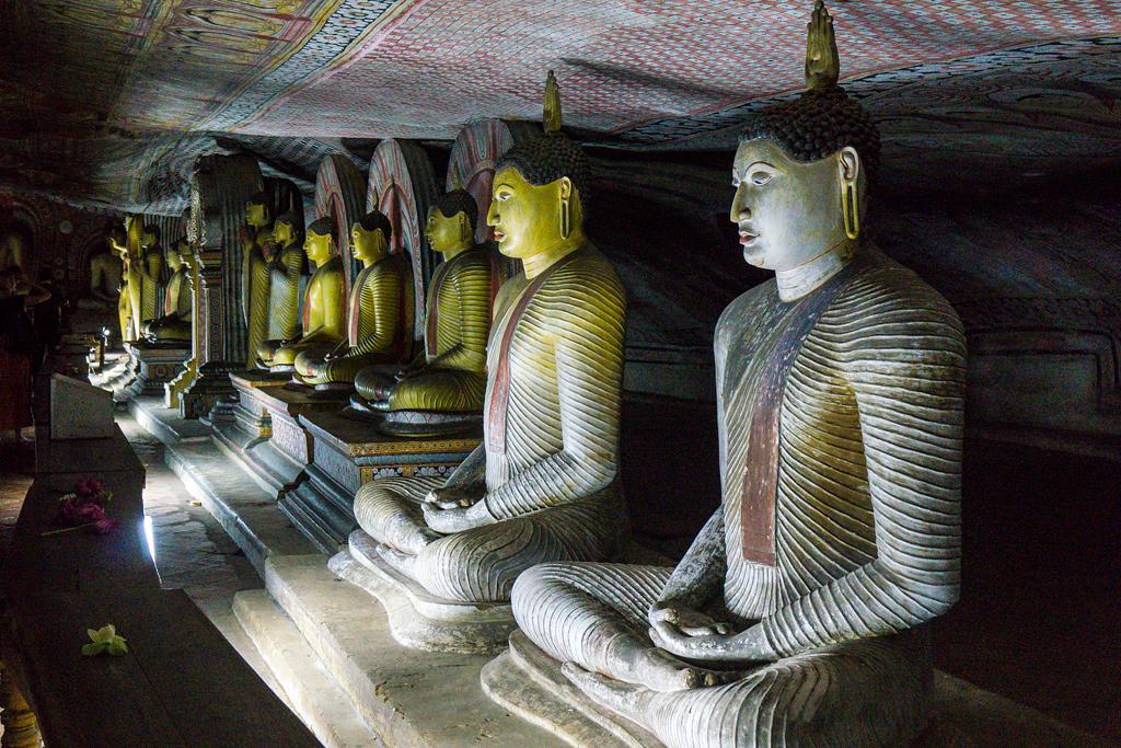 Шри-Ланка: Дамбулла